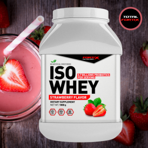 totalfortix.com FORTIX ISO WHEY 100% WHEY PROTEIN WPC AND CFM ISOLAC®