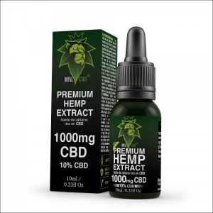 totalfortix.com ROYAL CBD 1000mg 10ML Aceite de cañamo rico en CBD